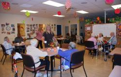 Irv weissman Adult Day Center