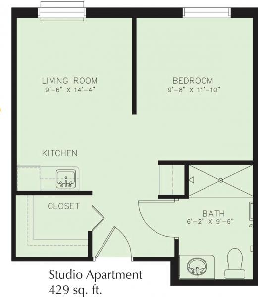 toby weinman assisted living floor plans